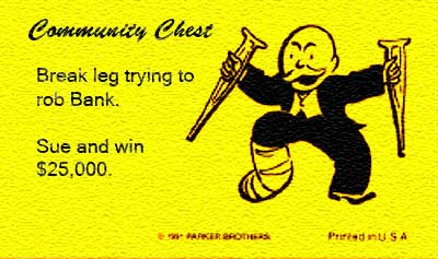 Novelty Monopoly Cards Monopolyman